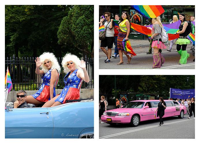 Pride i Malmö 2012