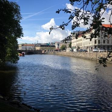 Tillbaka i Malmö, via Göteborg