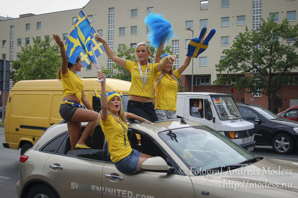 Heja Sverige!