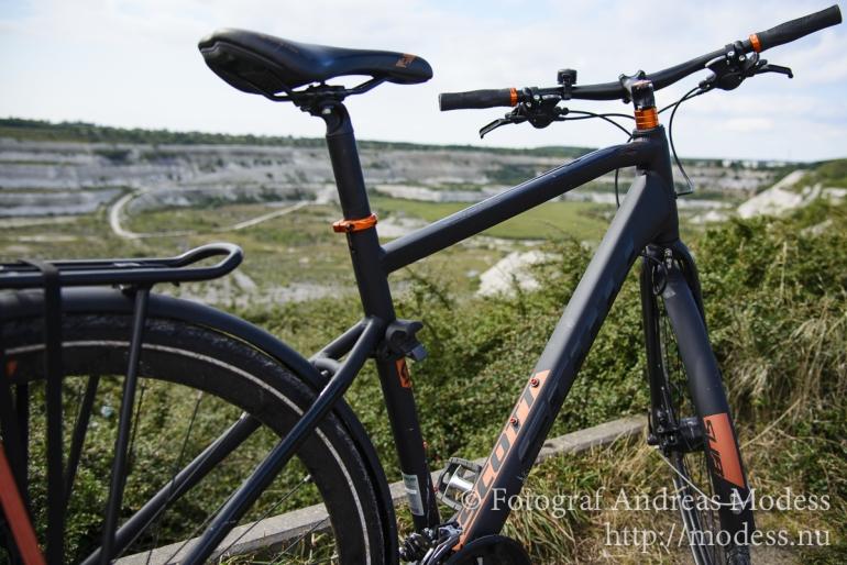 Mer spänning på cykelturen