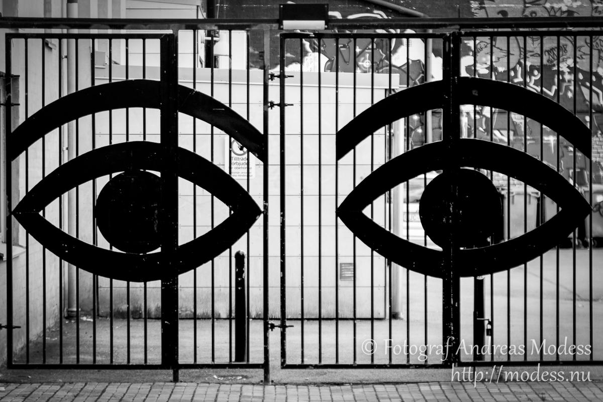 Eyes - Ögon - Mazetti