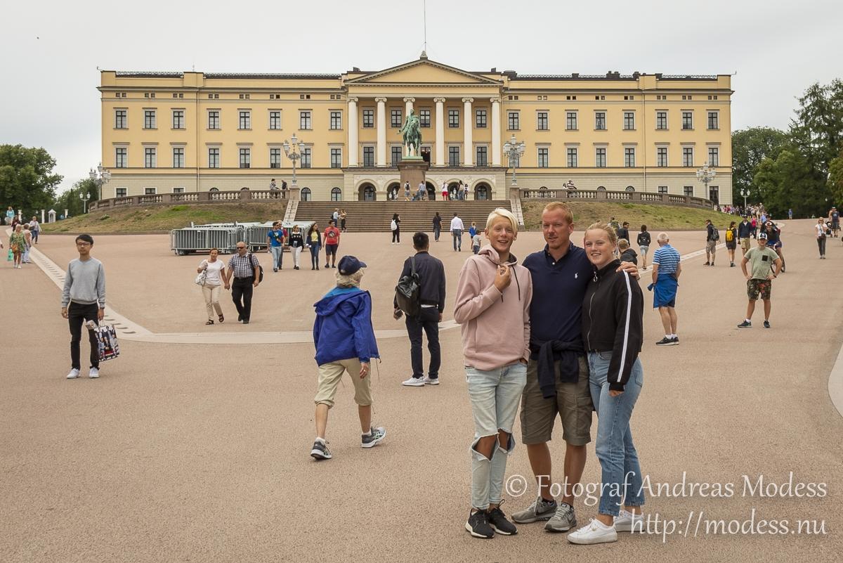 Det Kongelige Slott, Oslo