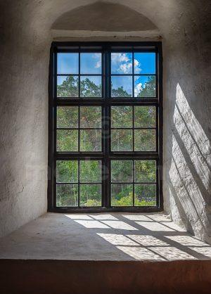 Fönster från insidan
